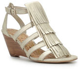 Sam Edelman Sandra Leather Wedge Sandals