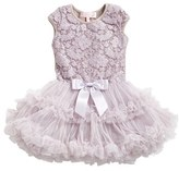 Infant Girl's Popatu Lace Pettidress
