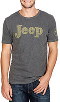 Lucky Brand JEEP Short-Sleeve Graphic Tee