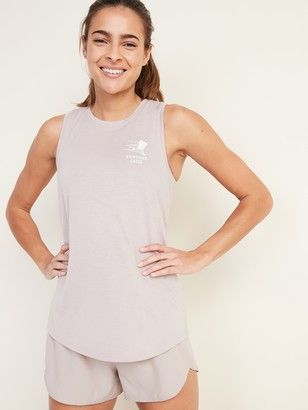 Old Navy Graphic Muscle Tank Top for Women