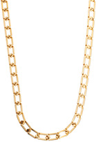 Gogo Philip Classic Long Chunky Chain Necklace