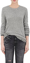 R 13 Women's Distressed Cashmere Sweater