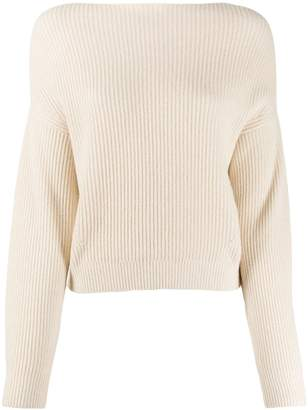 Bellerose ribbed knit jumper