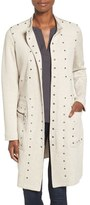Nic+Zoe 'Studded Up' Long Knit Jacket (Regular & Petite)