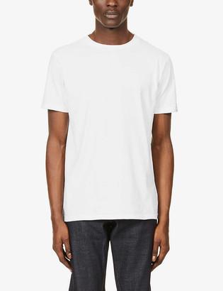 Replay Organic-cotton T-shirt