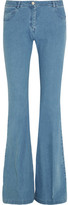 Michael Kors Mid-rise Flared Jeans - Mid denim
