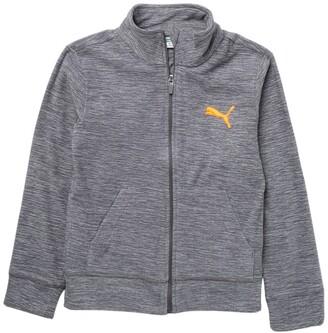 Puma Polar Fleece Zip Jacket
