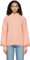 Thumbnail for your product : Won Hundred Pink Alpaca Blakely Turtleneck