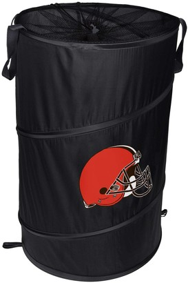 Cleveland Browns Cylinder Pop Up Hamper