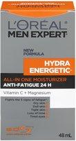 L'Oreal Men Expert Hydra Energetic Moisturizer, 48-Milliliter