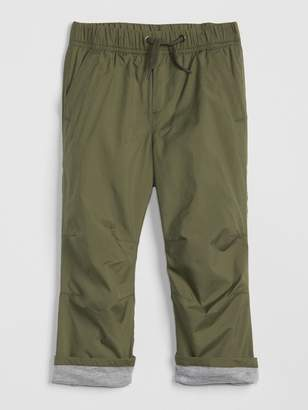 Gap Toddler Pull-On Lined Pants In Twill