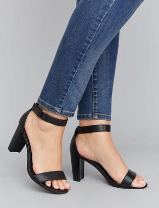 Lane Bryant Tall Ankle-Strap High Heel
