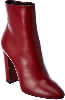 Saint Laurent Leather Bootie