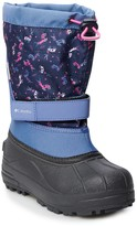 Columbia Powderbug Plus II Girls' Waterproof Winter Boots