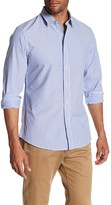 Slate & Stone Regular Fit Asher Point Collar Shirt