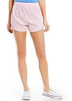 Lauren James Soft Seersucker Shorts