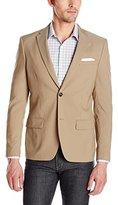 Perry Ellis Men's Very Slim Solid Twill Suit Jacket