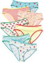 Old Navy 7-Pack Bikini Underwear for Girls