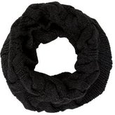 Lela Rose Wool Cable Knit Snood