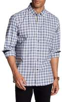 Report Collection Plaid Regular Fit Shirt