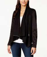 INC International Concepts Draped Jacket, Only at Macy's