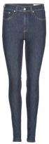 Rag & Bone 10 Inch Skinny high-rise jeans