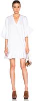 Nicholas Frill Mini Dress
