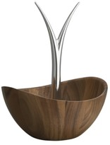 Nambe Gourmet Fruit Tree Bowl