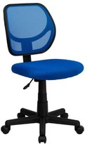 FlashFurniture Mid-Back Mesh Task & Computer Chair, Blue