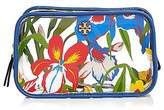 Tory Burch Floral Cosmetic Case