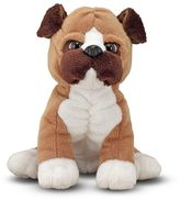 Melissa & Doug Bentley Boxer Dog Plush Toy