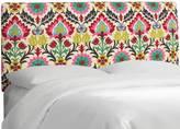 Skyline Furniture Santa Maria Desert Flower Upholstered Headboard