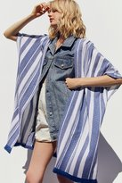 Urban Outfitters Textured Yarn Dyed Kimono