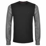 Luke 1977 Long Mega Charmers T Shirt Black