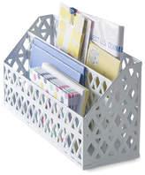 Design Ideas Mosaic Letter Bin