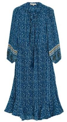 Vanessa Bruno Viscose and Silk Magnolia Dress