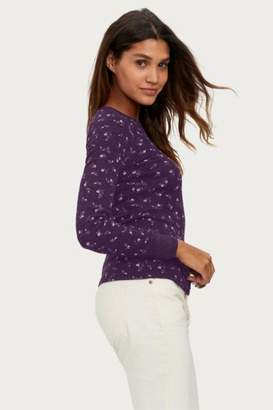 Michael Stars Jasmine Printed Thermal