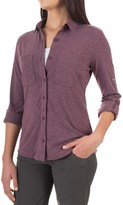 Columbia Saturday Trail Omni-Wick® Shirt - Long Sleeve (For Women)