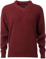 The Elder Statesman v-neck sweater - men - Cashmere - M