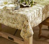 Pottery Barn Genevieve Floral Tablecloth