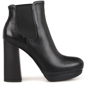 Hogan H391 Ankle Boots