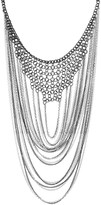 Steve Madden Layered Chain Necklace