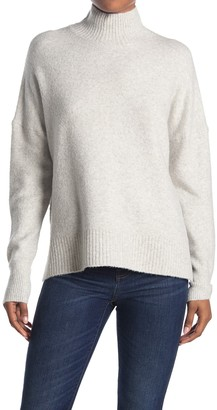 French Connection Faray Mock Neck Pullover Sweater