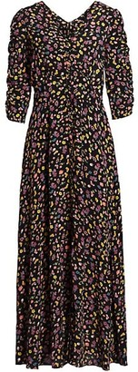 By Ti Mo Floral Maxi Dress