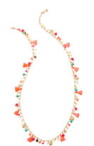 Lilly Pulitzer Confetti Tassel Necklace