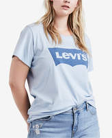 Levi's Plus Size Graphic Logo T-Shirt