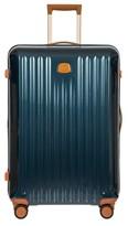 Bric's Men's Capri 30-Inch Rolling Suitcase - Blue