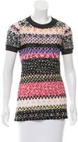 Missoni Patterned Knit Tunic