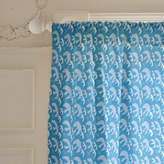 Minted Paper-Cut Flock of Birds Curtains