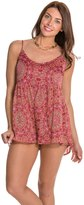 Jessica Simpson Gypsy Life Cover Up Romper 8124007